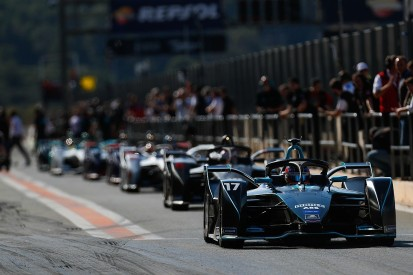 Formula E's test race showed 'worst case scenarios' for HWA