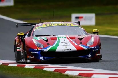 Ferrari pegged back for World Endurance Championship at Shanghai