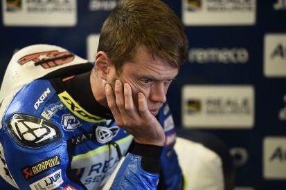 Injured Rabat rules out returning for MotoGP Valencia season finale