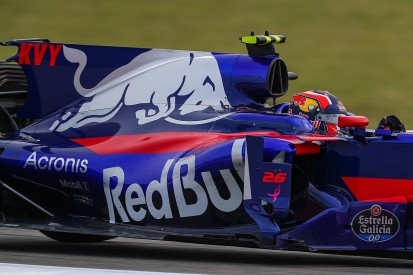 Kvyat to drive in Abu Dhabi F1 test ahead of third Toro Rosso spell