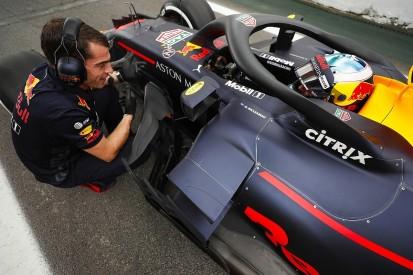 Daniel Ricciardo gets F1 grid penalty for Brazilian GP