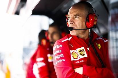 Jock Clear to take key role in Charles Leclerc's 2019 Ferrari debut
