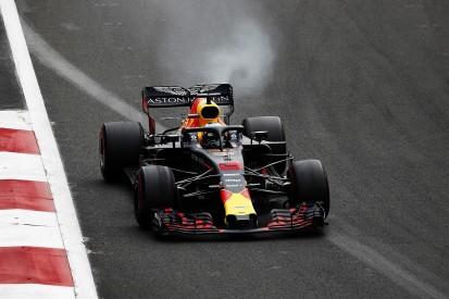 Daniel Ricciardo's Brazil turbo problem caused by Mexico marshal