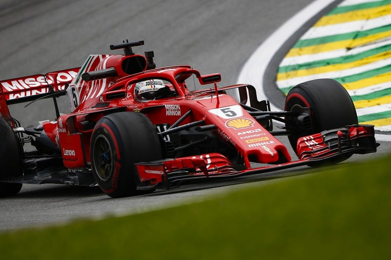 Brazilian GP: Loose screw Vettel's F1 car led to cheeky radio joke