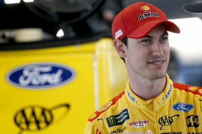Penske's Joey Logano: I'm the NASCAR Cup series title favourite now