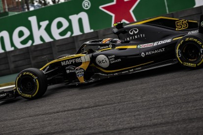 Renault F1 team is 'back to reality' in Brazilian GP - Carlos Sainz