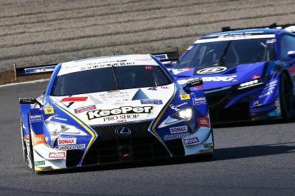 Cassidy: Honda orders 'natural' in Button car's Super GT title bid