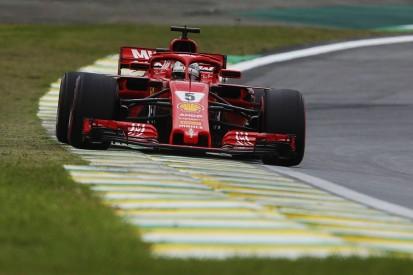 Brazilian GP F1 practice: Vettel leads Hamilton in FP3