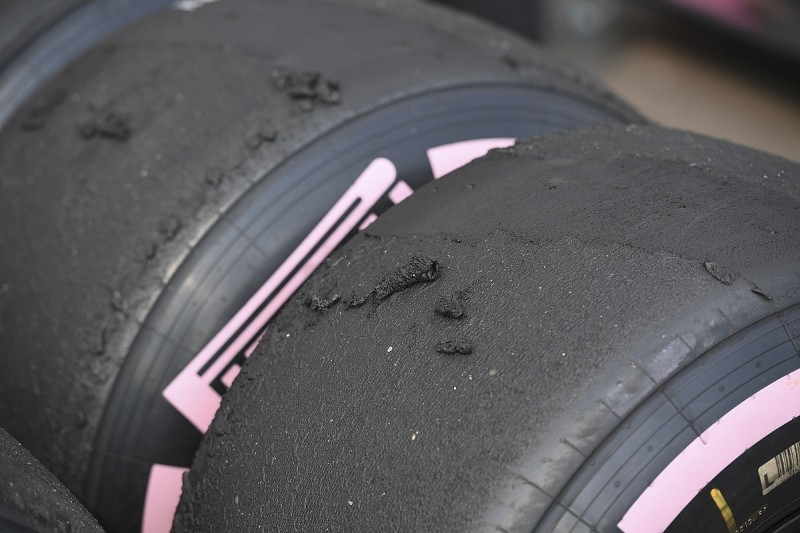 Thinner-tread F1 tyres to be used at every race in 2019 season