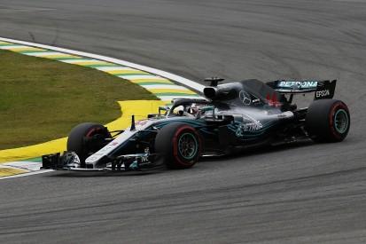 Lewis Hamilton beats Sebastian Vettel in Brazil F1 qualifying