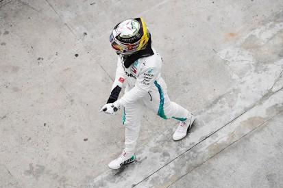 Lewis Hamilton: Sergey Sirotkin 'disrespectful' in Brazil Q2 near-miss