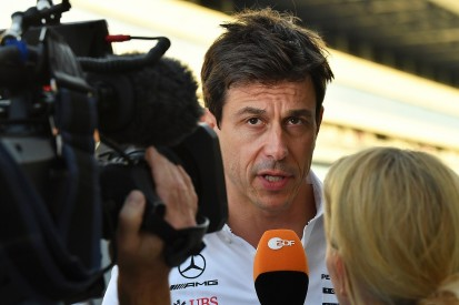'Pathetic' team lobbying has hurt F1 - Mercedes boss Toto Wolff