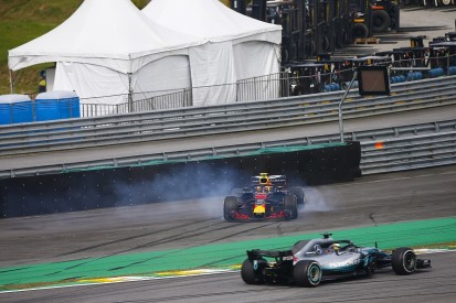 Max Verstappen lashes out at 'idiot' Esteban Ocon over collision