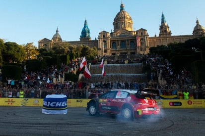 Liverpool Rally GB stage plans advance after WRC Rally Spain visit