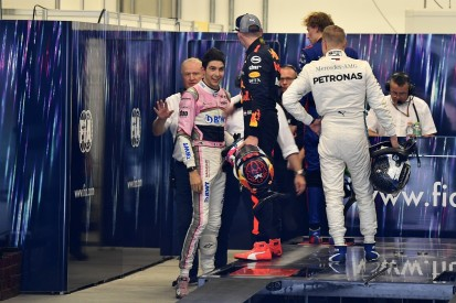 Max Verstappen says 'smiling' Esteban Ocon goaded him into clash