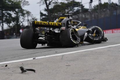 New FIA crash assessment technology makes F1 debut