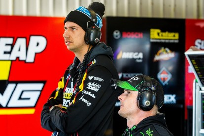 Chaz Mostert thought Mark Winterbottom would retire at Tickford