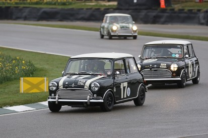Pre-1966 Mini race added to 2019 Goodwood Members' meeting programme