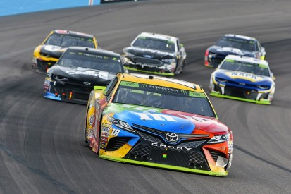 NASCAR title contenders are 'best of the best' - Kyle Busch