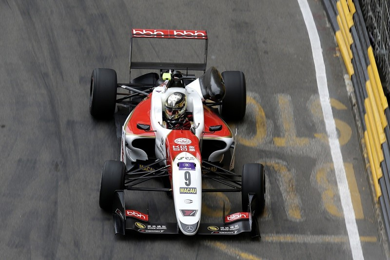 Macau Grand Prix: Prema's Euro F3 champion Schumacher tops practice