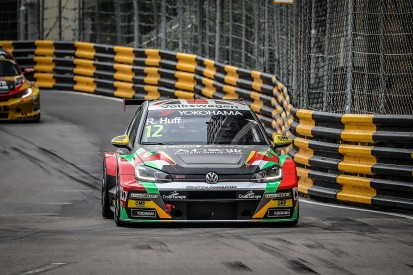 WTCR Macau: Rob Huff smashes TCR lap record to top practice