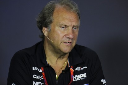Ex-Force India boss Bob Fernley to lead McLaren IndyCar project
