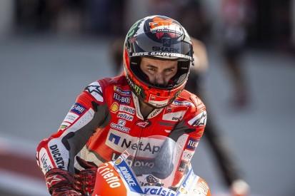 Jorge Lorenzo certain of making comeback for Ducati MotoGP farewell