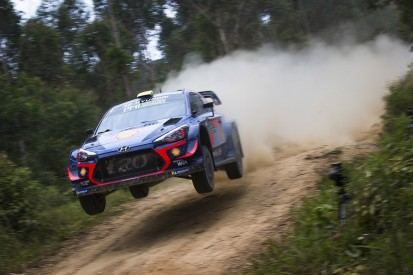 Andreas Mikkelsen angered by WRC Rally Australia tractor incident