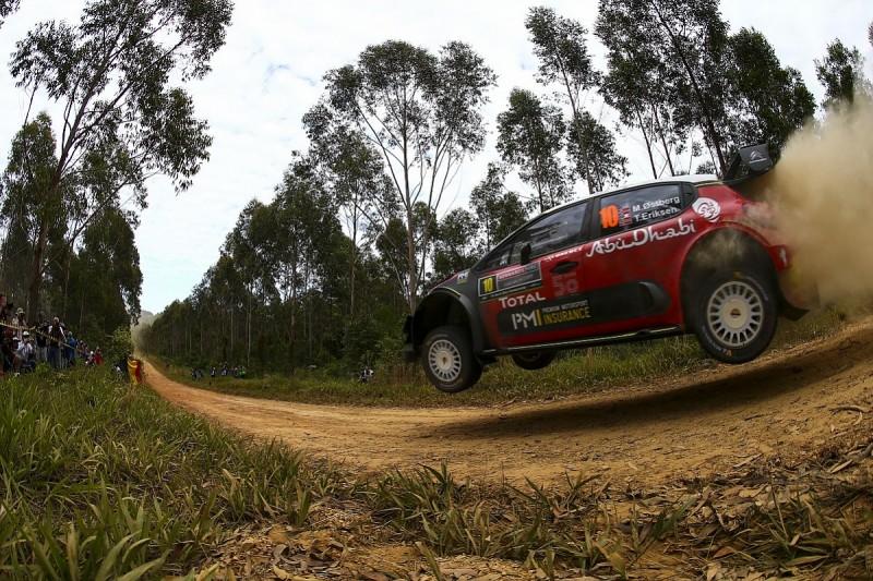 Rally Australia: Citroen one-two, Ogier in prime WRC title spot
