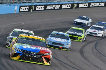 Kyle Busch expects extra racing room for NASCAR title contenders
