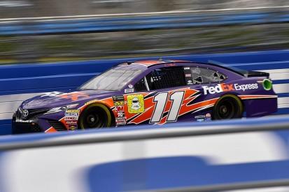 NASCAR Homestead: Hamlin on pole, three title contenders in top five