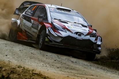 WRC Rally Australia: Tanak leads, but Ogier controlling title fight