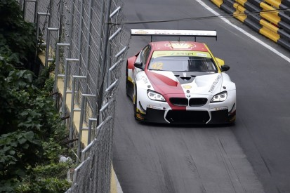 Macau GT World Cup: Farfus beats Mercedes trio in qualification race