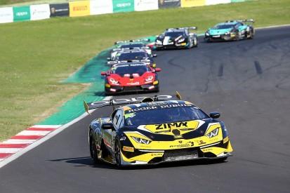 Lauck and Ockey top Lamborghini World Finals Saturday qualifying