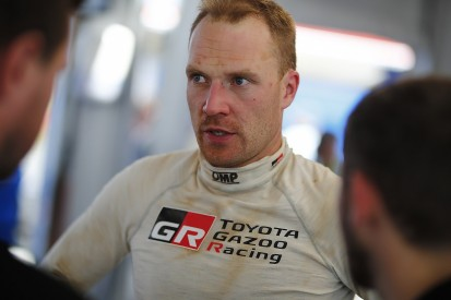 Toyota tells Latvala to play rear-gunner to boost Tanak's title hopes