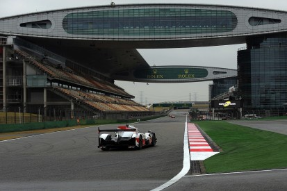 WEC Shanghai: Toyota planned more qualifying runs due to privateers