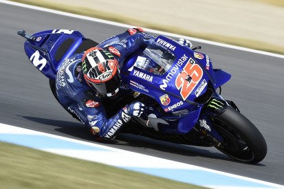 Maverick Vinales says desire to 'change everything' behind number change
