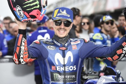 Valencia MotoGP: Maverick Vinales ends pole drought in thriller