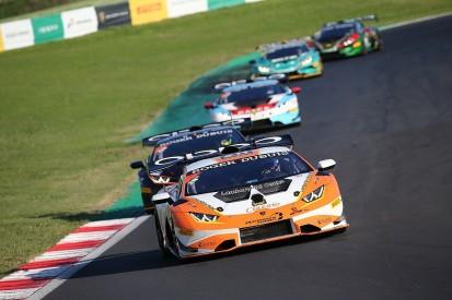 Kei Cozzolino and Afiq Yazid triumph in chaotic Lamborghini race