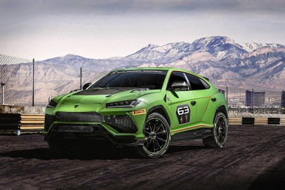 Lamborghini unveil new SUV racing series to launch in 2020