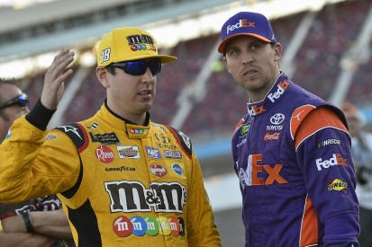 NASCAR Homestead: Hamlin gives up pitbox in Busch Cup title boost