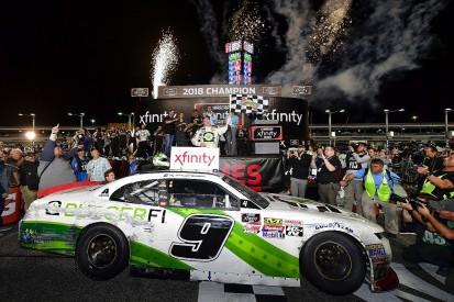 Tyler Reddick takes Homestead win for 2018 NASCAR Xfinity title