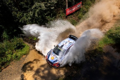 Ogier, Tanak to fight for WRC title as Hyundai's Neuville retires