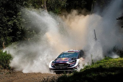 Rally Australia: Tanak retires with one stage left - Ogier wins WRC