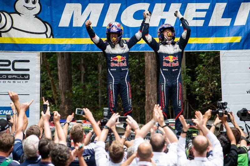 Rally Australia: Latvala wins as Ogier, Toyota claim WRC titles