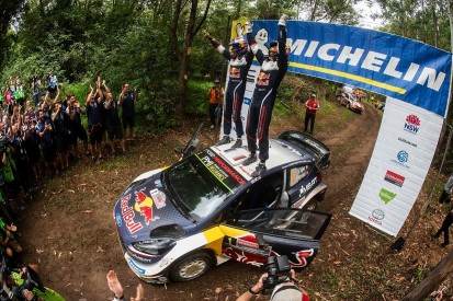 Ogier and Neuville react to dramatic WRC title decider