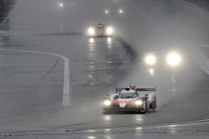 Shanghai WEC: Conway, Lopez and Kobayashi lead Toyota one-two