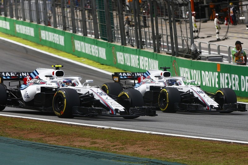 Williams needs to attack 'all areas' to find F1 gains - Rob Smedley