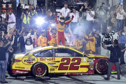 Joey Logano wins 2018 NASCAR Cup title in dramatic Homestead finale