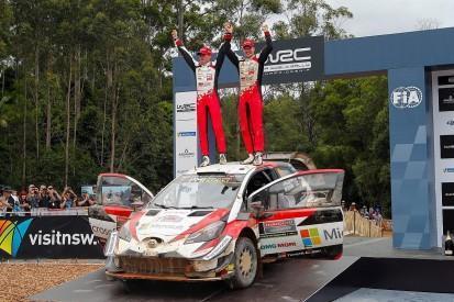 Toyota's Latvala had 'given up' on winning a 2018 WRC rally